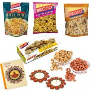 Bikano Awesome Friends gift with Dryfruits-Diwali special