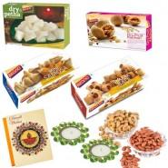 Bikano Snacks Magic with Dryfruits-Diwali gifts