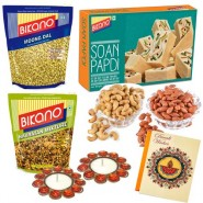 Bikano Evergreen with Dryfruits Diwali Hamper