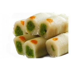 Badam Pista Roll - (Shree...