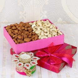 Almond and Cashew with...