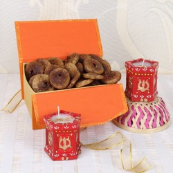 Fig Dry Fruits Box with...