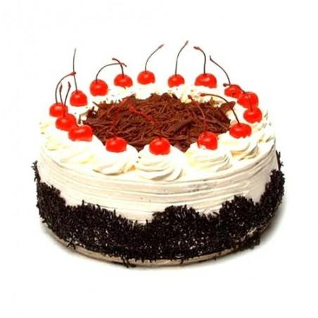 Black Forest Eggless Cake - 500gm