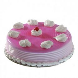 Strawberry Cake - 2Kg