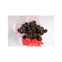 chocolate roses-apck of 50