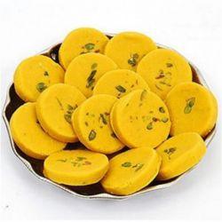 Kesaria Peda (Ananda Bhavan)
