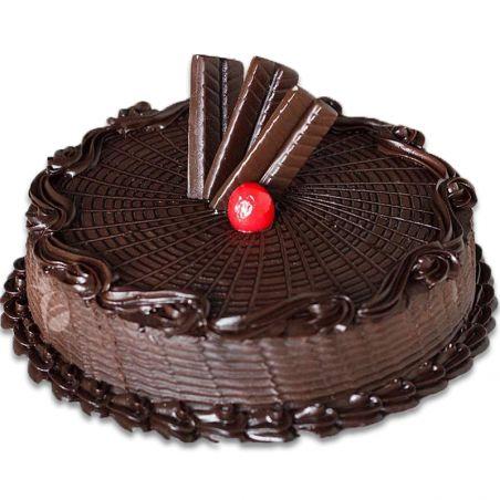 Chocolate Cake - 2 Pound (Kookie Jar)