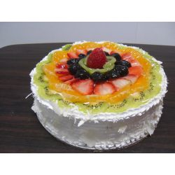 Exotic Fruit Cake 1 kg (Bake Craft)