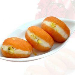 Malai Chum Chum (Ananda Bhavan)