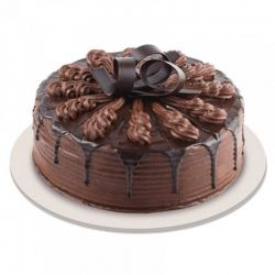 Chocolate Cake  - 2 Pound  (Globe Bakers)