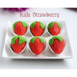Kaju Strawberry - 500gm (Chitale Bandhu)