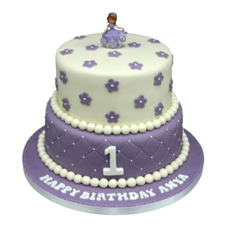 Remarkable First Birthday Cake 3 Kg Orderyourchoice Personalised Birthday Cards Paralily Jamesorg
