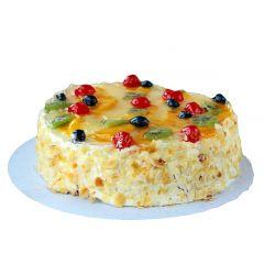 Fruit Gateau Cake - 1Kg