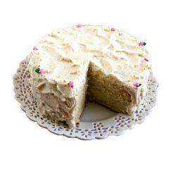 Vanilla Eggless Cake- 500Gm