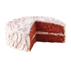Strawberry Egg Less Cake...