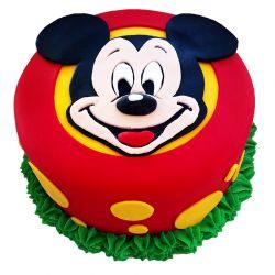 Micky Mouse Cake -  4 Kg