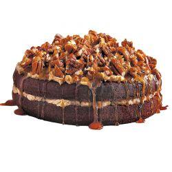 Choco Cashew Caramel Cake 1Kg