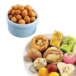 Seedai and Mixed sweets