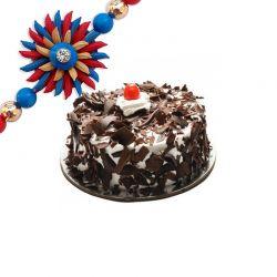 Rakhi N Cake