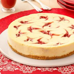 Strawberry Cheese Cake - 1Kg (Sweet Chariot)