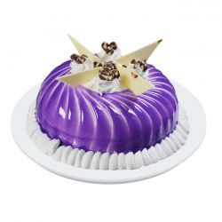 Black Currant Cake - 1 kg (Sweet Chariot)