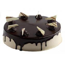 English Mocha Cake - 1 kg (Sweet Chariot)