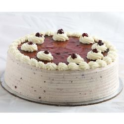 Blueberry Swirl Cake - 1 kg (Sweet Chariot)