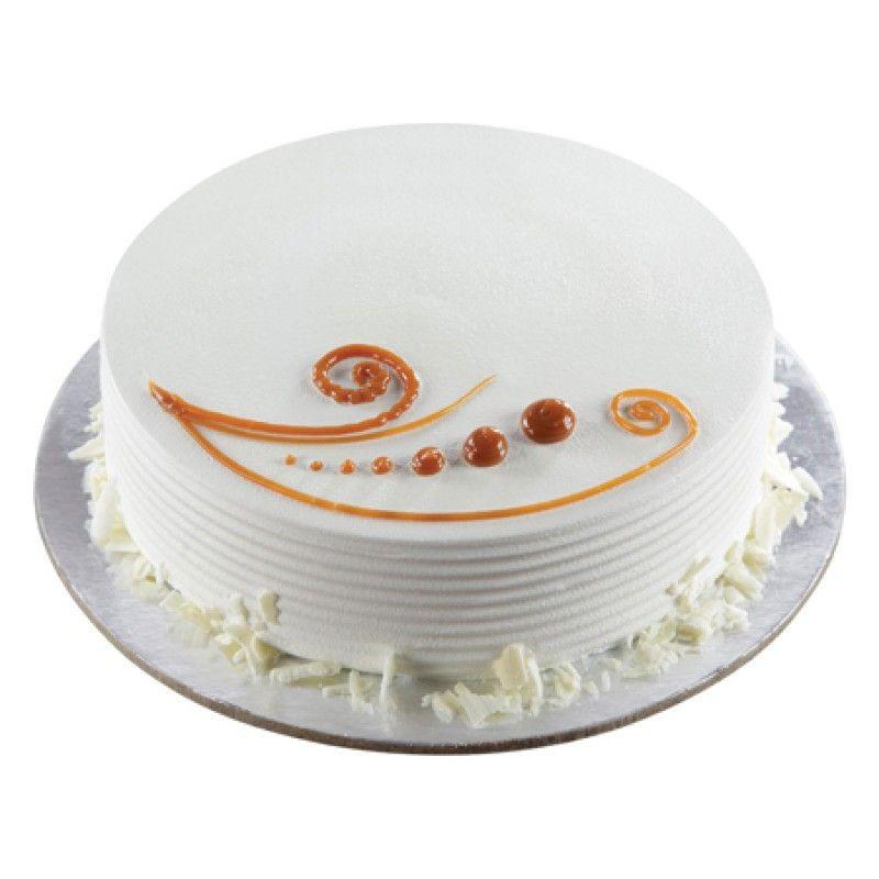Vannila Cake (Brownie Point)