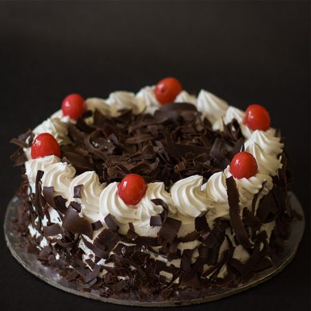 Black Forest Cake (Brownie Point)