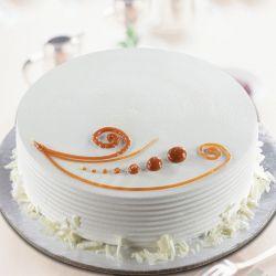 Vennila Cake - 1KG(Hot Breads)
