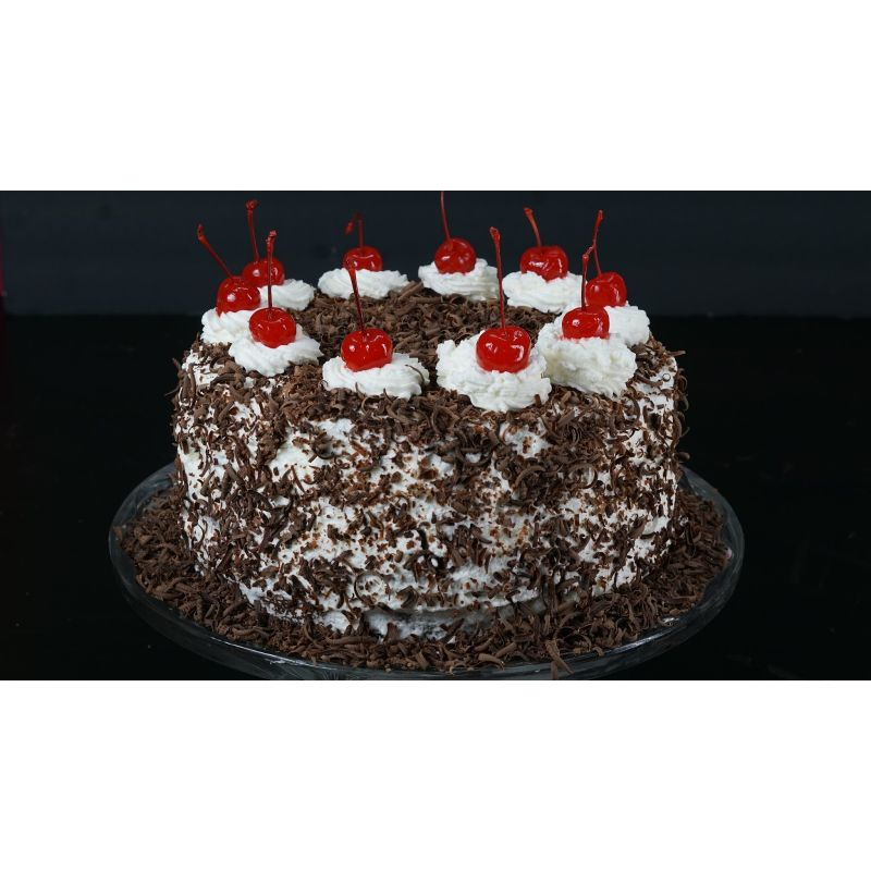 German Black Forest Cake - 1KG