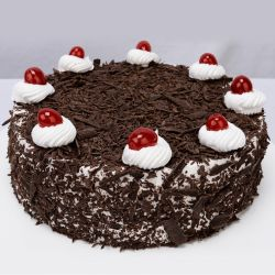Black forest Eggless cake - 1KG