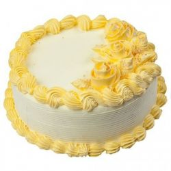 Butter Scotch Eggless Cake - 1KG