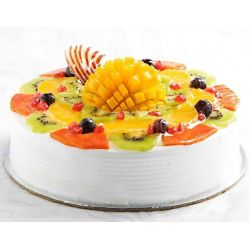 Mixed Fruit Gateaux Cake-1Kg