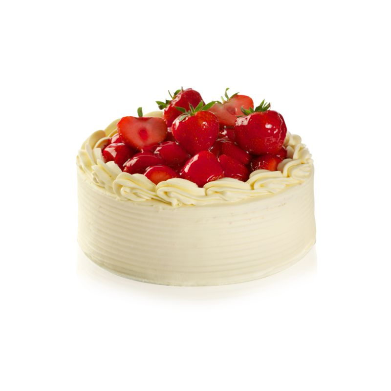 Strawberry Gateaux-1Kg(Hot Breads)