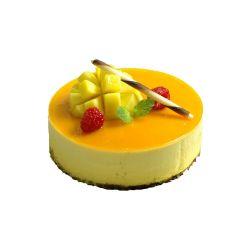 Mango Cheese Cake-1Kg(Hot Breads)