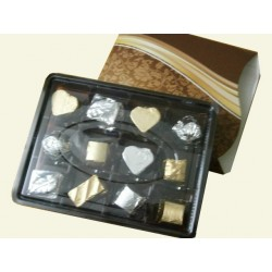 Nutty Chocolates - 12 pcs