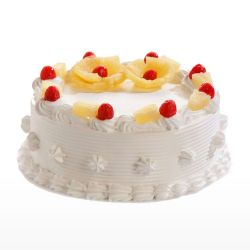 Pineapple Cake 1 kg (Cake Walk)