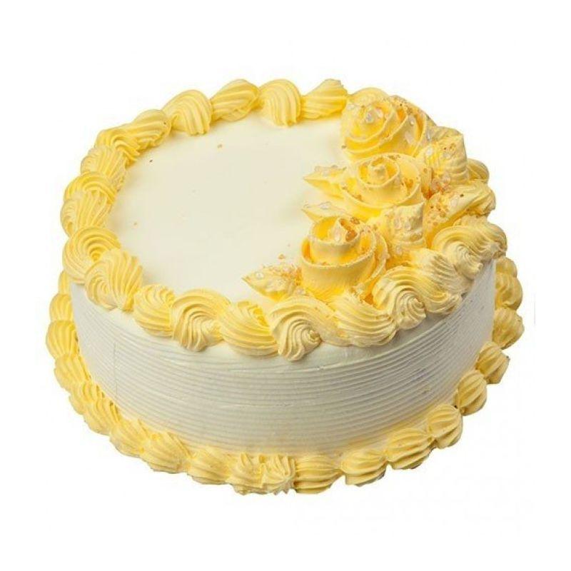 Butter Scotch Cake 1 kg (Cake Walk)