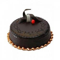 Chocolate Truffle Cake 1 Kg Walk