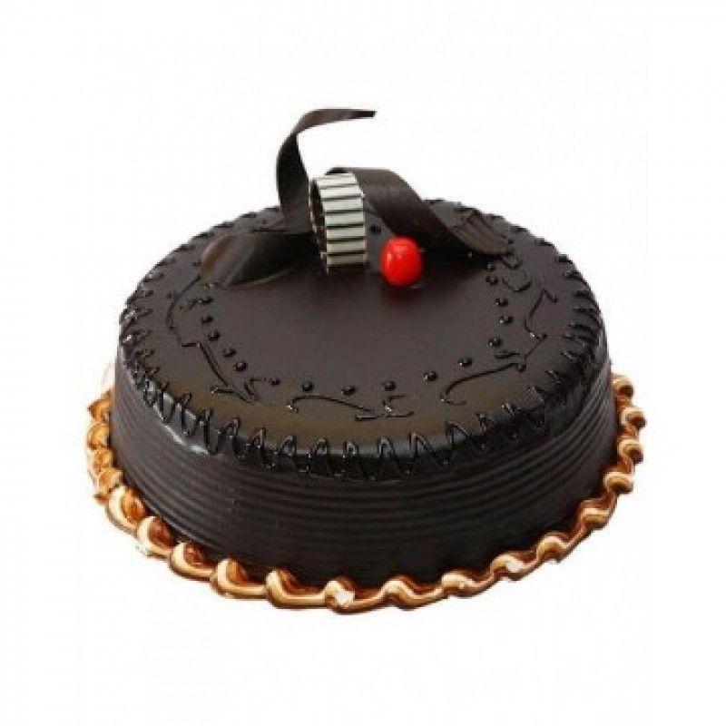 Chocolate Truffle Cake 1 kg (Cake Walk)