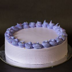 Black Currant Cake 1 kg (Cake Walk)