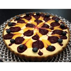 Blueberry Mango Gateau 1 kg (Cake Walk)