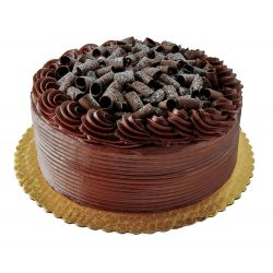 Chocolate Bloom Cake 1 kg (Cake Walk)