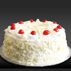 White Forest Cake 1 kg...