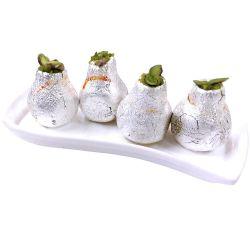 Kaju Pista Kalash (Guwalia Sweets)