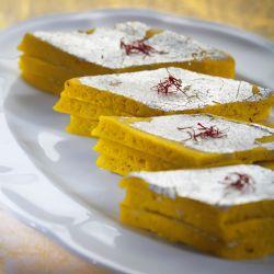 Kesar Katli (Guwalia Sweets)