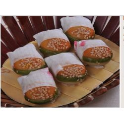 Kaju Pista Burger (Guwalia Sweets)
