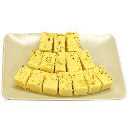 White Barfi (Guwalia Sweets)