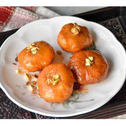 Balu Shahi (Guwalia Sweets)